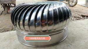 Viento industriales ventiladores turbo alimentado para talleres