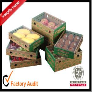 Comercio al por mayor bolsas de compras, el cuadro de fruta, jabón de verificación, la caja de embalaje de alimentos.