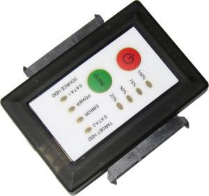 SATA ii 이중으로 할 것이다 USB3.0 Dongle, 1마리의 단추 디스크 복제품
