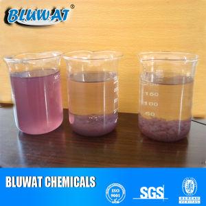 Samenstelling de Van kationen van het Polymeer van de Agent van het Bleekmiddel van het afvalwater