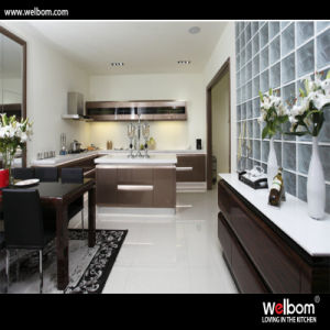 Welbom beste verkaufende moderne Lack-Küche-Möbel
