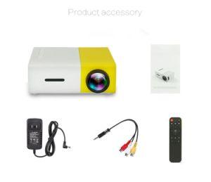 Yg-300 Mini-LED bewegliche Heimkino-Taschen-preiswerter Preis Yg300 des Projektor-HD 1080