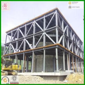 Estructura de acero edificio para oficinas (EHSS085)