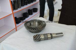 PC de la unidad de superficie de la bomba de la bomba de motor de la cabeza de las piezas de la cabeza