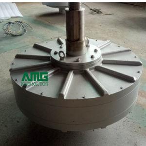 7.5Kw 380Vac 150rpm Coreless Verticais Turbina Eólica Alternador