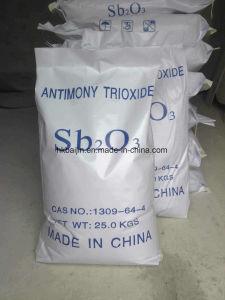 Triossido di antimonio ignifugo della polvere sb2o3