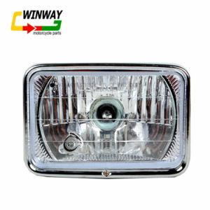 Hj125-7A-7D-7eのためのWw-7101オートバイの部品の前部ランプLEDのヘッドライト