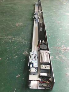 Macchina automatica dell'operatore del portello di vetro di scivolamento di controllo saldamente auto