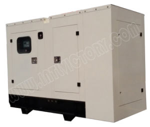 Perkins 영국 엔진 Ce/CIQ/Soncap/ISO를 가진 50kw/62.5kVA 최고 침묵하는 디젤 엔진 발전기