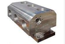 Подложных/формирование триплексный насоса жидкость конечных модулей