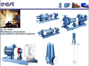 Horizobtal auto equilibrio de color azul modelo MD Multisatge Bomba de la mina Industrial