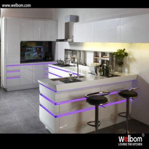 Het Schilderen 2 PAC van Welbom het Moderne Ontwerp van de Keukenkast
