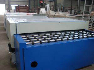 Rondelle de verre verre vertical laveuse et sécheuse Machine à laver le verre flotté