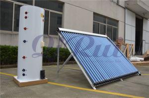 ソーラーコレクタ(HSP-58)が付いている分けられた加圧太陽熱湯ヒーター