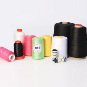 20/2 40/2 Marca MH 100% poliéster rosca para la costura, el conjunto de hilo de coser