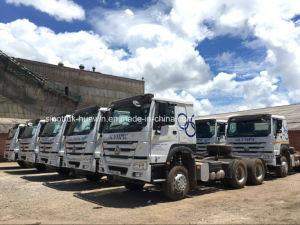 Sinotruk HOWO 6X4 tracteur Camion avec puissance 371HP et 420HP