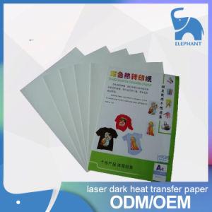 Carta da stampa all'ingrosso di scambio di calore del laser di alta qualità per la maglietta