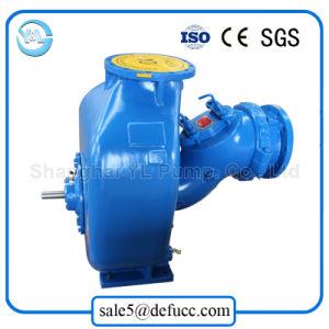 10 pouces grand débit de pompe à eau centrifuge à amorçage automatique