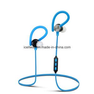 스포츠 에서 귀 Bluetooth V4.1 헤드폰 iPhone를 위한 입체 음향 Bluetooth 이어폰