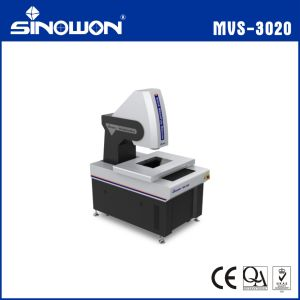2.5D autoVisie die Machine meten