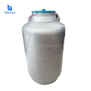 Laboao de diámetro grande nitrógeno líquido contenedor biológico equipos médicos