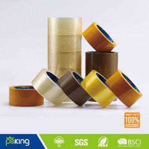 Nieuwe Komende Gele Verpakkende Band BOPP voor het Verzegelen van het Karton