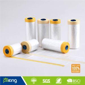 Meubles couvrant la protection de film de marouflage avec du ruban adhésif