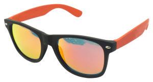 F2204 de calidad al por mayor de plástico barato Rayband Hotsale gafas de sol estilo