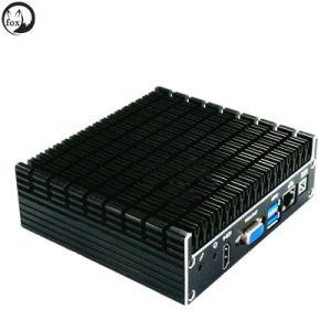 Мини-ПК I7 Intel Linux Win10 7500u компактный ПК беспроводной антенны Bluetooth Mini безвентиляторные Mini Pocket PC