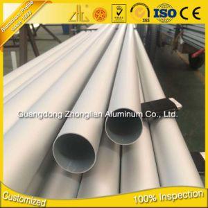 6063 T5 het Anodiseren de Pijpen van de Buis van het Aluminium