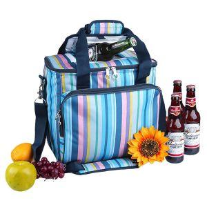 25L съемная мягкая сумка охладителя - большого размера семьи для воссоединения семей, Группа, Пляж, устроить пикник, спортивных музыкальных событий