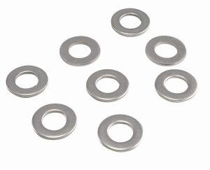 Verrouillage en acier inoxydable/rondelle à ressort/rondelles