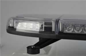 1035mm 72W super dünne LED bernsteinfarbiges Lightbar (TBD09916-18A)