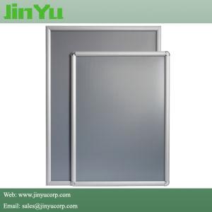 25mm Aluminium gegehrter Plakat-Rahmen für Wand-Montage