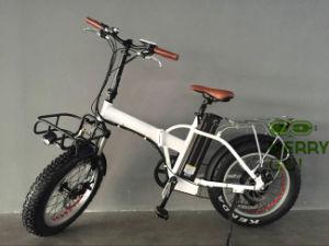 2019 mais recente e atualizado 48V 500W gordura eléctrico bicicleta dobrável do Pneu