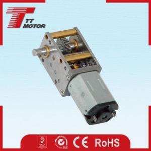 Serviette à faible bruit de la machine 5.7W électrique DC ver le moteur à engrenages
