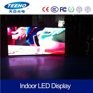 P1.923 Indoor plein écran LED de couleur pour la location