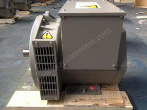 3 fase 4 Wire Three Phase Brushless Generator 6~200kw