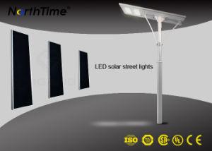 Ökonomische justierbare 110W integrierte LED Straßenlaterne-Solarlampe