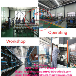 OEM! ! 공장 판매! Wanxun 공장 유압 기어 펌프 회의, 조타 및 스위치 펌프 HD255-5c/Wa400-3를 위해 705-52-30360/705-52-30390