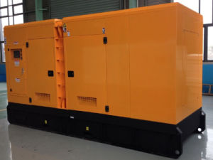 工場Direct Sale 220kw/275kVA Cummins無声Diesel Generator (NTA855-G1A) (GDC275*S)