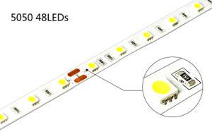 48LED blanco cálido/M CRI95 SMD5050 lámina flexible de luz