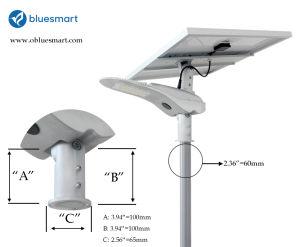 Prezzi solari Integrated automatici astuti dell'indicatore luminoso di via di telecomando LED