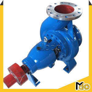 La desalación de agua de mar centrifuga bomba química