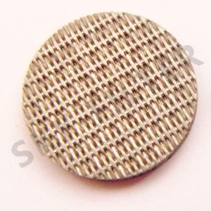 Filtre en bronze fritté disc Disque poreux fritté Filtre Filtre de frittage