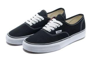 Van al por mayor zapatos estilo Unisex clásicas zapatillas de lona