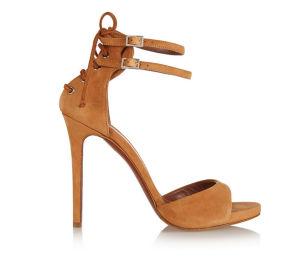 Nouveau mode de hauts talons Mesdames chaussures d'été