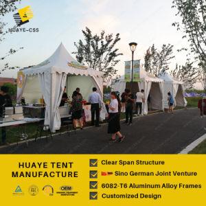 Verein VIP-Aufenthaltsraum-Zelt mit Glaswänden für Verkauf (hy827b)