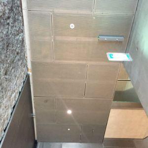 Feuille en aluminium à revêtement de matières premières pour l'aluminium panneau de plafond en métal perforé