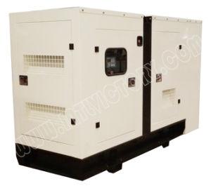 58kw/72.5kVA無声タイプCumminsのディーゼル機関の発電機セット